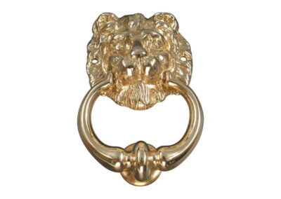 Lew złoto