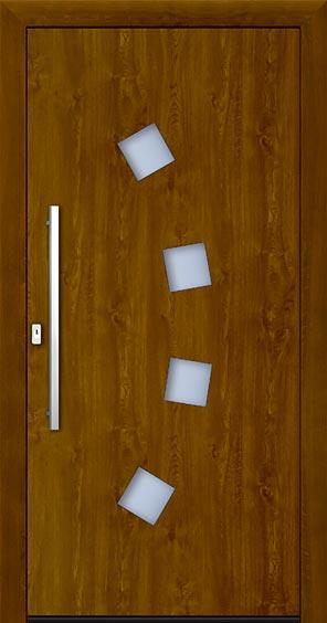 Drzwi wejściowe PERITO Nela ET