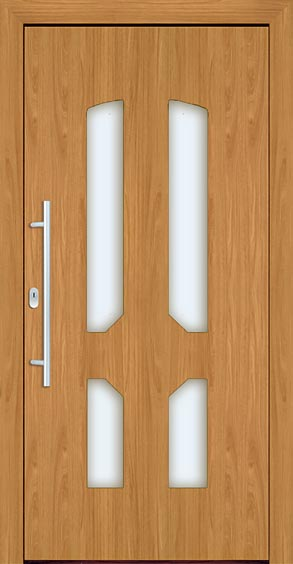 Drzwi wejściowe PERITO Radana AS